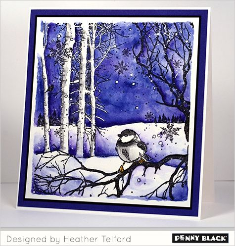 It's time to pick up your stamps, dies, paintbrushes and watercolors. Join us this week for watercolor techniques and inspiration featuring our new collection Winter Wonderland. Want to join in on …