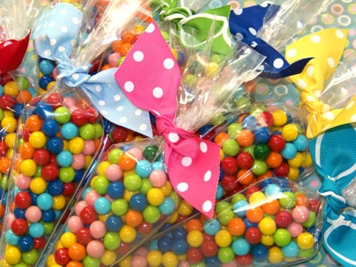 candy cone bags