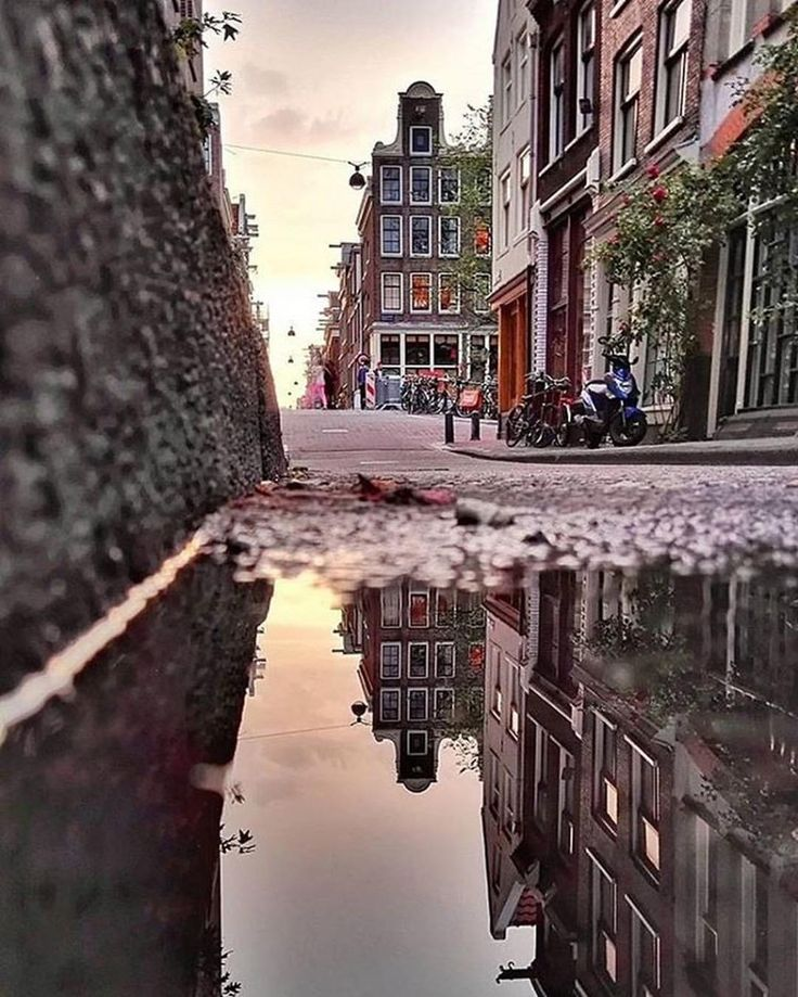 "174.4k Likes, 739 Comments - BEAUTIFUL DESTINATIONS (@beautifuldestinations) on Instagram: ""Puddle reflections 🙌🏻 (📷: @picarus)"""