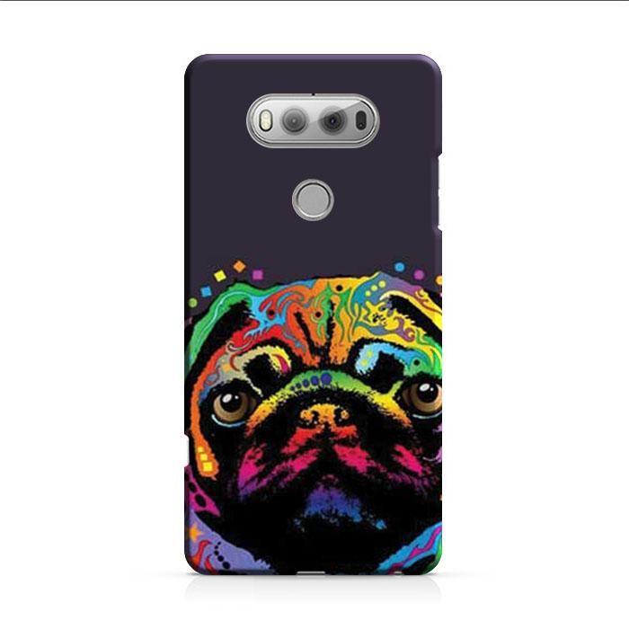 Pug Pop Art 2 LG V20 3D Case