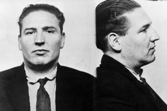 Frankie Fraser AKA Mad Frankie Fraser Eastend London Gangster:
