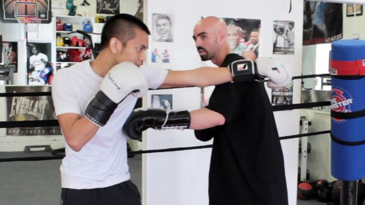 Southpaw Boxing Punches Against Orthodox