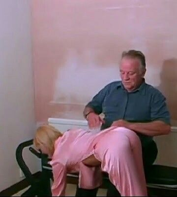 pajama spanking