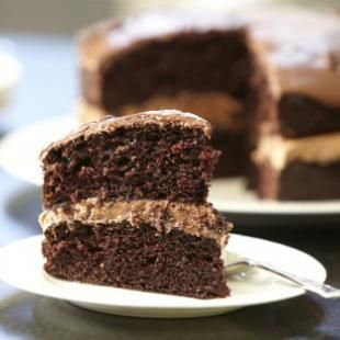 Ultimate Chocolate Cake  http://www.nationalbakingweek.co.uk/content/ultimate-chocolate-cake