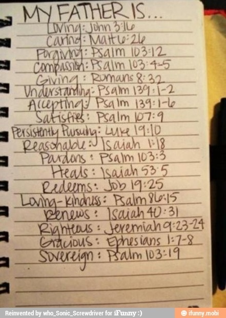 my God is. (: