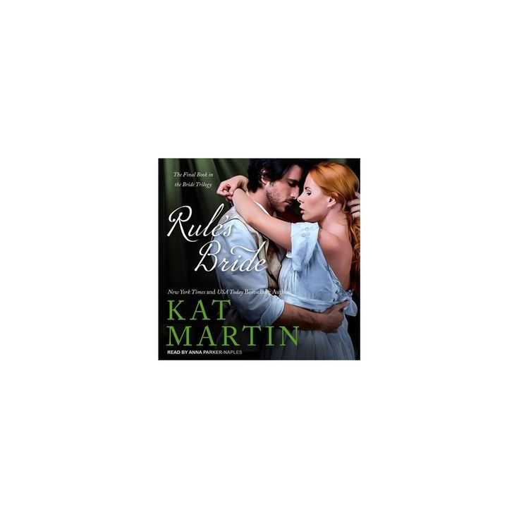 Rule's Bride (Unabridged) (CD/Spoken Word) (Kat Martin)