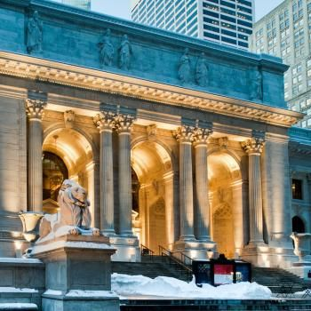 New York Public Library is an iconic piece of #NYC.  5 Avenue A at 42nd St, New York, NY
