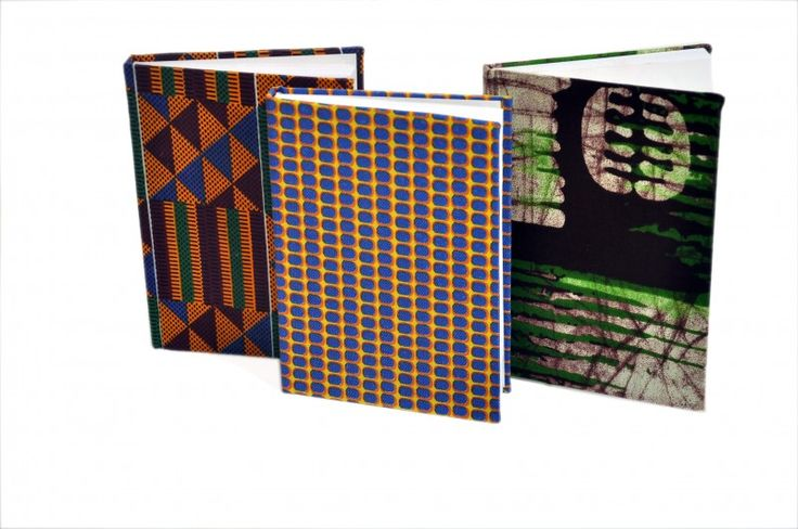 Ankara Notebooks, Kente Notebooks, Adire Notebooks for sale on Bellafricana Marketplace for Afrocentric and Handmade products.