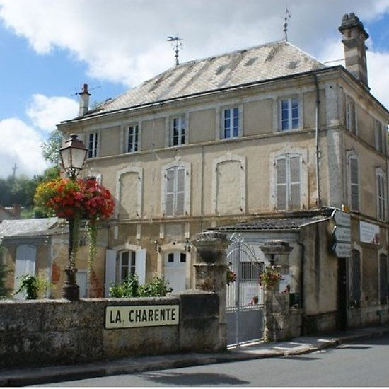 Verteuil sur Charente, France