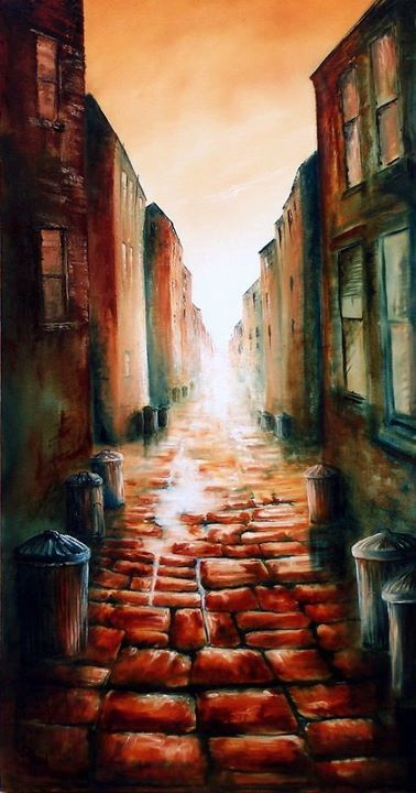Bob Barker | England | Tutt'Art@ | Pittura * Scultura * Poesia * Musica |
