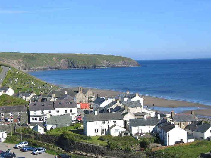 Aberdaron, Galles, UK