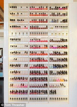 101 best Nail Salon images on Pinterest | Nail salons, Nail station ...