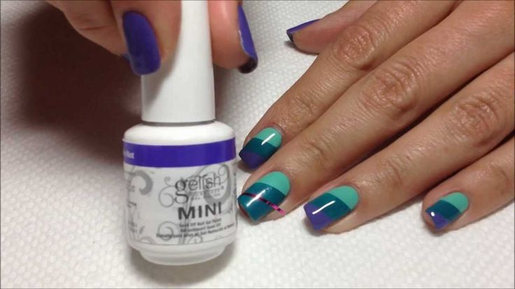 1 step gel polish instructions