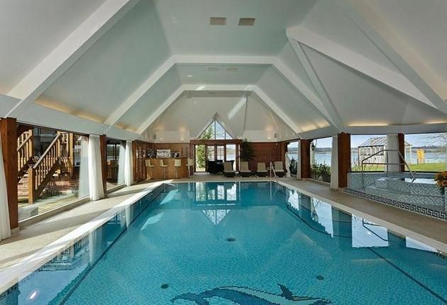 Large Indoor Pool Home Decor Pinterest Indoor Pools And For Sale