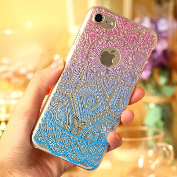 Cute iPhone 7 or 7 plus case. Ships within 1.5 weeks. Material : Hard Plastic. King Accessories Phone Cases