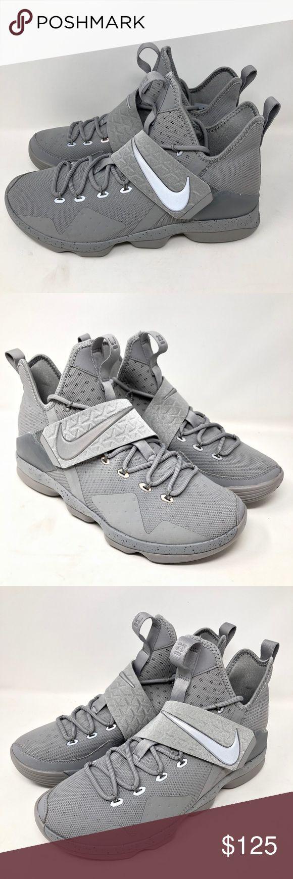 Nike Lebron 14 King James Reflective 852405-007 Nike  Lebron XIV 14  Men's Sz 11.5  King James  Silver  Reflective  852405-007 New, no box Nike Shoes Sneakers