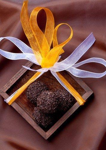 Ореховые конфеты с бурбоном в шоколаде