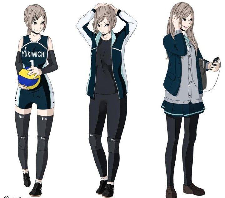 Pin By Aa On Haikyuu In 2020 Haikyuu Characters Haikyuu Anime Haikyuu Genderbend