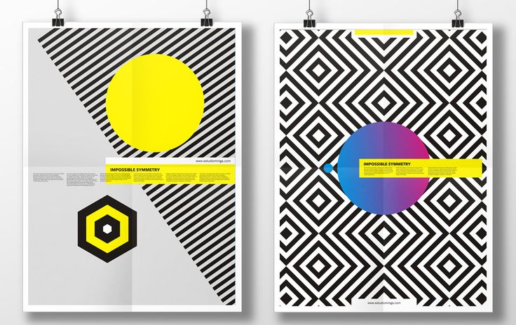 Minga. Creative Studio. Argentina. | www.estudiominga.com IMPOSSIBLE SYMMETRY