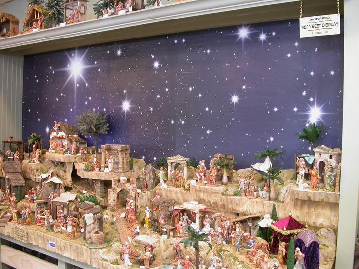 Fontanini Heirloom Nativity | Showcase Displays