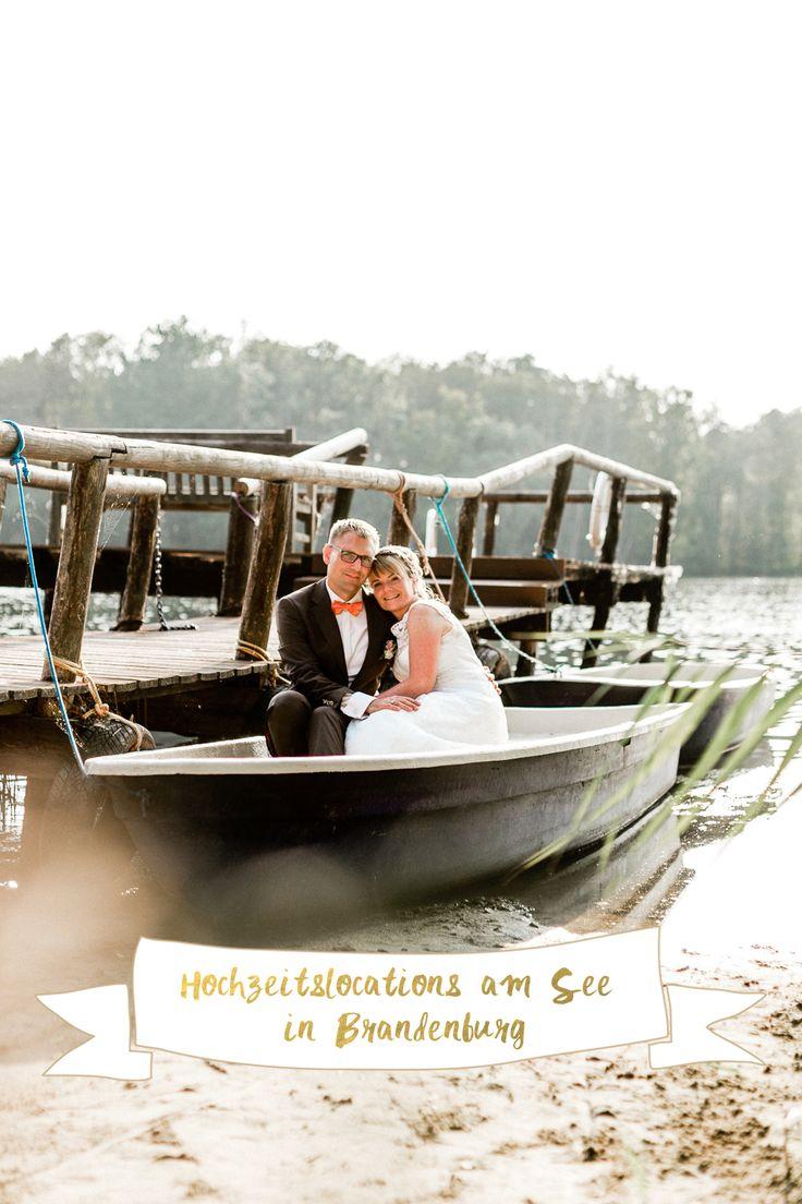 Die schönsten Hochzeitslocations am See in Brandenburg