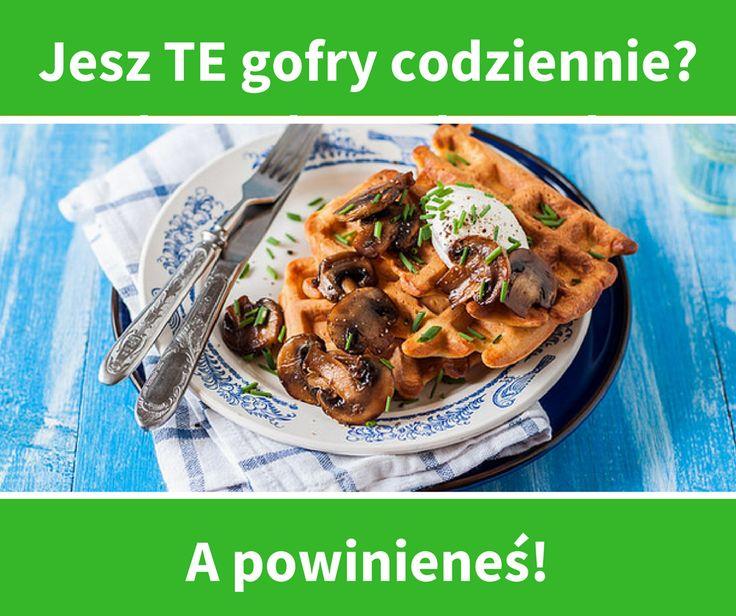 Jesz TE gofry codziennie? A powinieneś!>> http://www.mapazdrowia.pl/przepisy/gofry-z-ziemniaka/