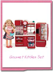 1044 best American girl doll houses images on Pinterest   American ...