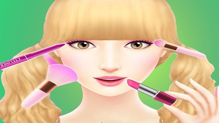 Fun Pop Star Care - Learn Colors Makeover Hair Salon Game For Girls - An...