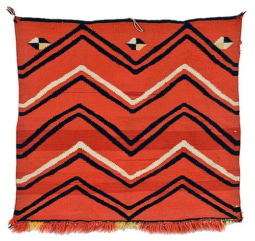 // Native American blanket