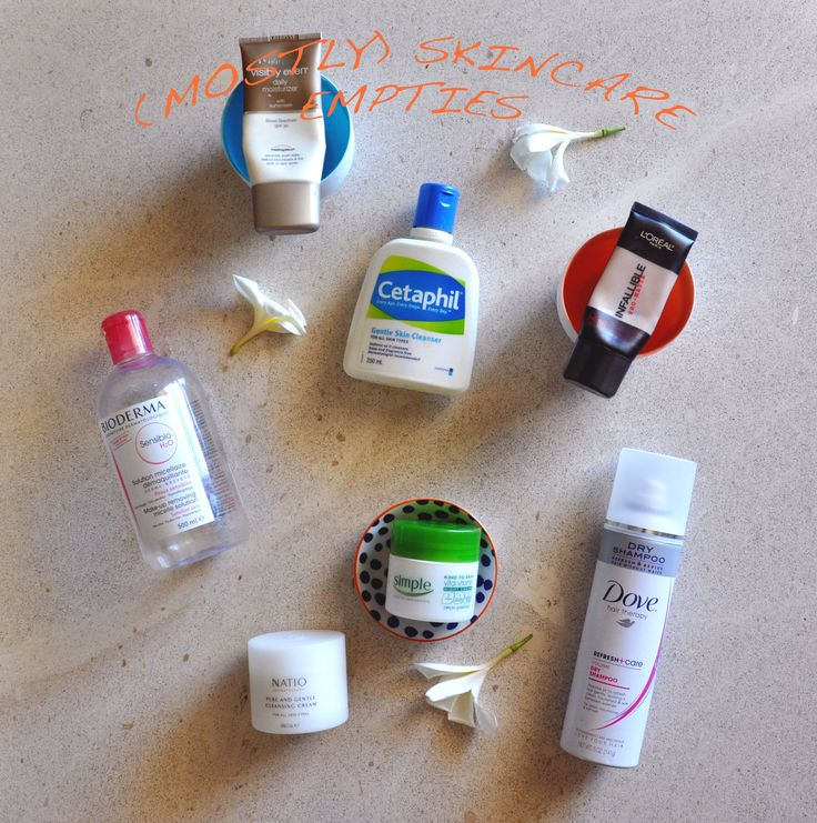 I'm sure y'all have heard of an empties post before, but if you haven't, it's where I basically talk about my trash, give you a quick review, and decide whether or not I wou…