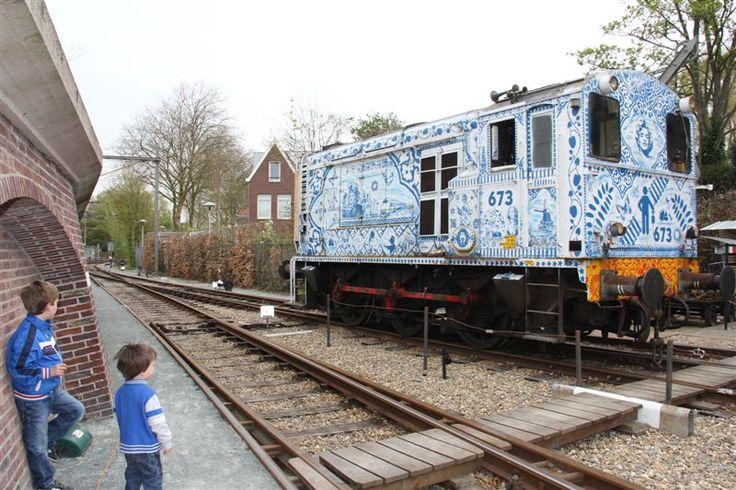 Spoorwegmuseum mei 2013 Spoorwegmuseum Utrecht #Railwaymuseum #Holland