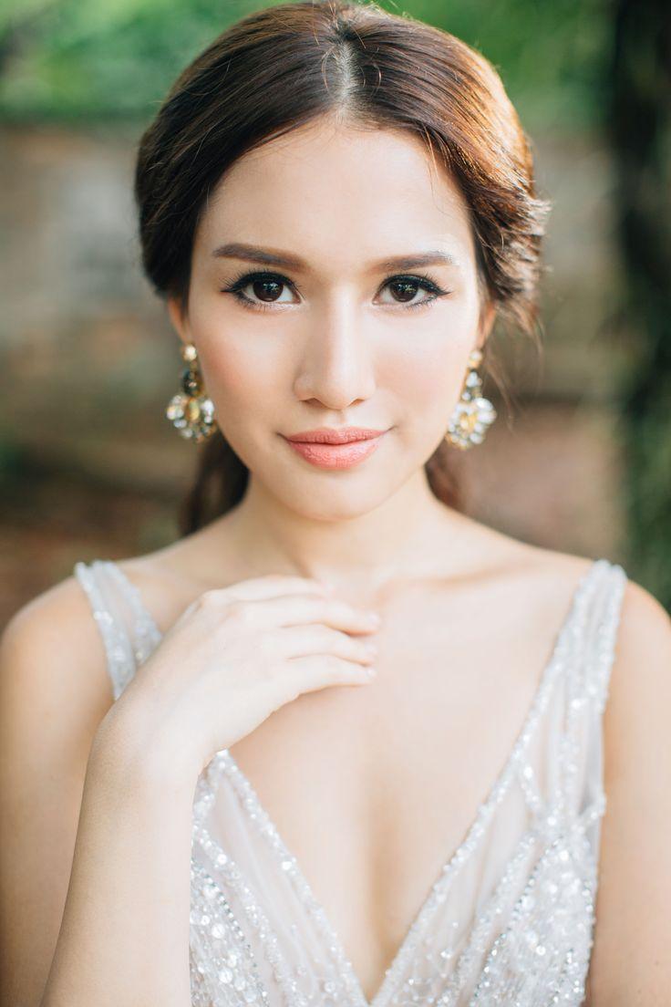 183 best wedding hair & make up images on pinterest | wedding