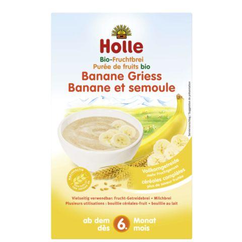 https://myorganicformula.com/collections/baby-cereals/products/holle-organic-semolina-with-banana #organicbaby #formula