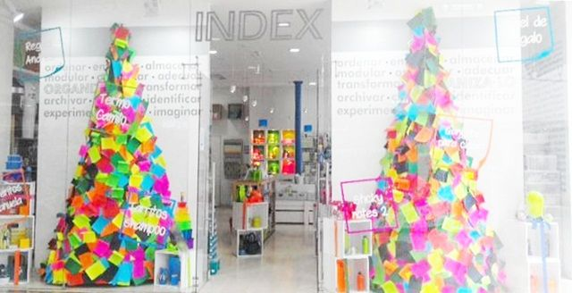 INDEX Almacén C.C. Santafé, diciembre 2012