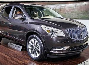 2017 Buick Enclave will be higher than the price of its predecessor
