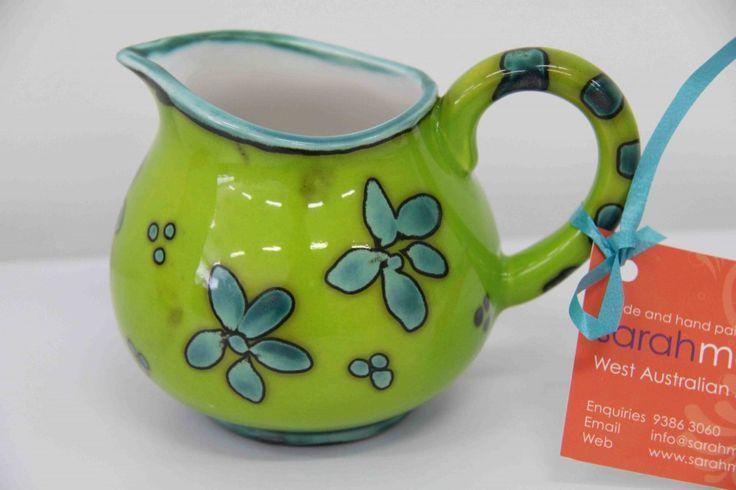 Sarah-May Baxter - Milk Jug  ceramics