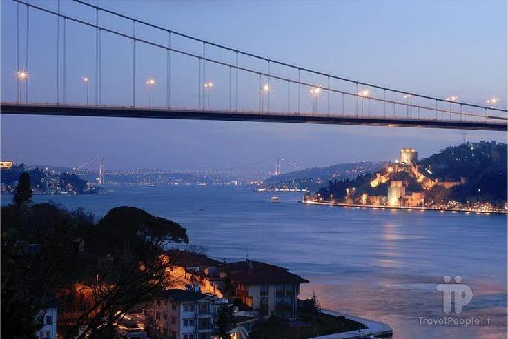 Stretto del Bosforo - Istanbul