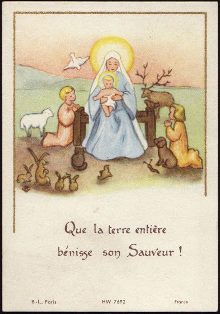 Holy Cards for Children: Creation