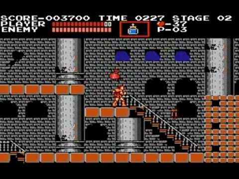 [Longplay] Castlevania (NES) - All Secrets, No Deaths