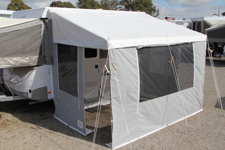 Jayco Dove 2011 Bag Awning & Walls/Annexe
