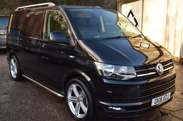 used VW Transporter T6 T28 TDI P/V HIGHLINE 160 PS Sportline PackBMT in sheffield
