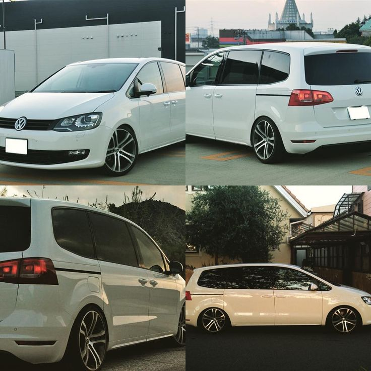 "28 Likes, 3 Comments - datcho (@datchovw) on Instagram: ""2011y VW sharan TSI HIGH LINE アメリカに走ってない車! #sharan #vwsharan"""