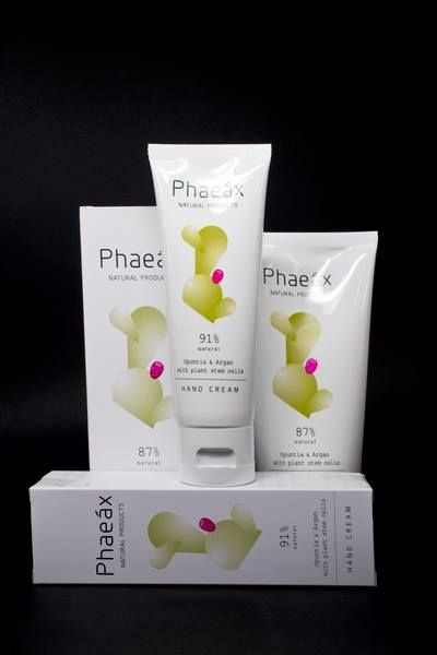 HAND AND BODY THERAPY Prickly Pear - Argan - Olive