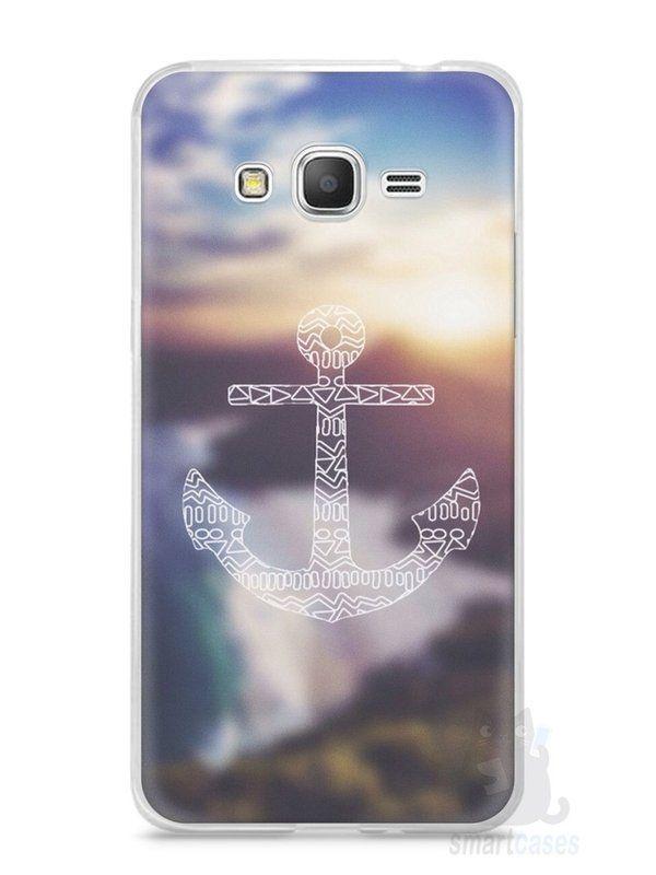 Capa Samsung Gran Prime Âncora #2 - SmartCases - Acessórios para celulares e tablets :)