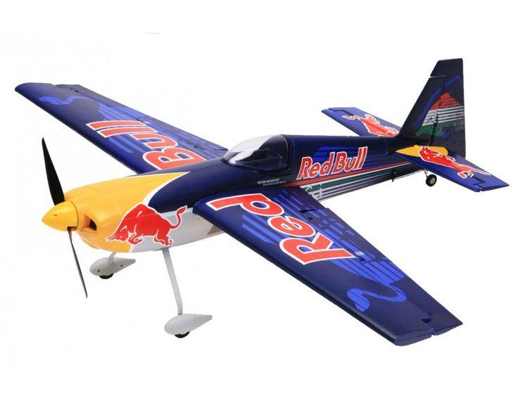 Catalog » Ultimate 120 55 Nitro Gas Bipe RC Airplane ARF