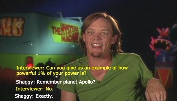 All hail Shaggy When did Shaggy worship become a thing and ...