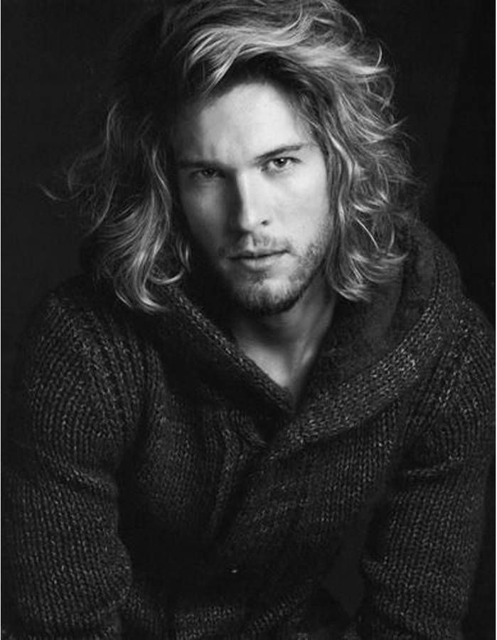 Coupe homme cheveux long hiver 2015 - 50 coupes de cheveux pour hommes qui nous séduisent sur Pinterest - Elle