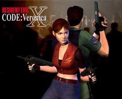 Shotdowns: Resident Evil code veronica x