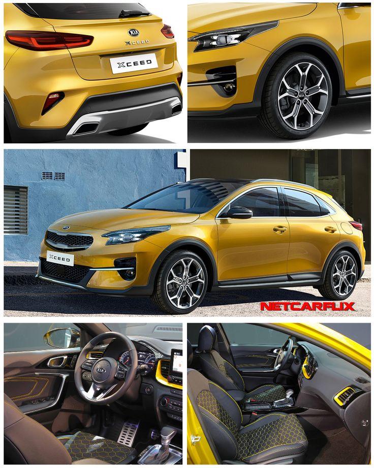 2020 Kia XCeed Dailyrevs Kia, Compact suv, Kia motors