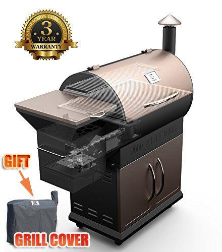 3. Z GRILLS, Wood Pellet Grill & Smoker